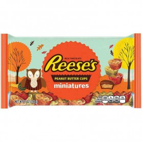 Reese's miniature cup fall