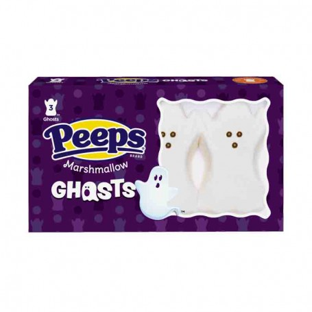 Pepps marshamallow ghosts