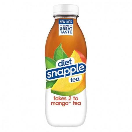 Snapple diet takes 2 to mango tea