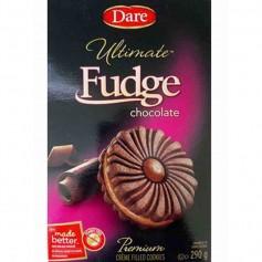 Dare ultimate fudge chocolate