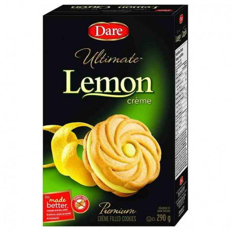 Dare ultimate lemon crème