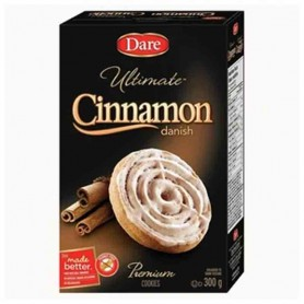 Dare ultimate cinnamon danish