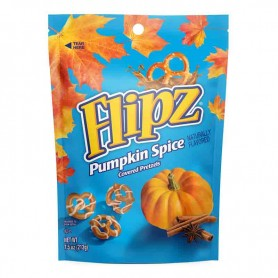 Flipz pumpkin spice