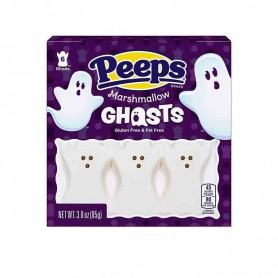 Pepps marshamallow ghosts (6 pieces)