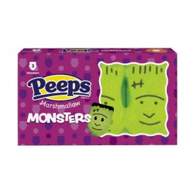 Pepps marshamallow monsters (3 pieces)