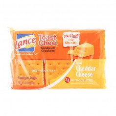 Lance toast chee cheddar cheese