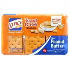 Lance toast chee peanut butter