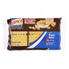 Lance nekot peanut butter