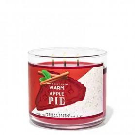 BBW bougie warm apple pie