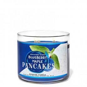 BBW bougie blueberry maple panckes