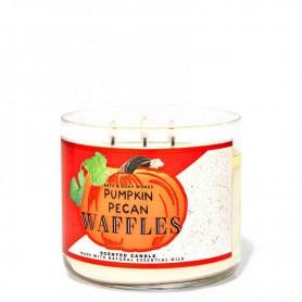 BBW bougie pumpkin pecan waffle