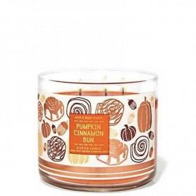 BBW bougie pumpkin cinnamon bun