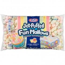 Jet puffed fun mallow
