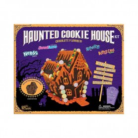 Haunted cookie house nestle