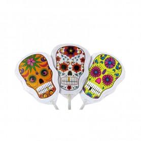 Day of the dead skull pop