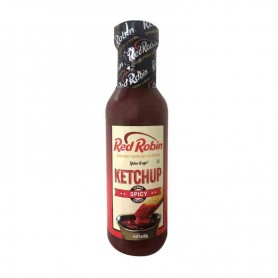 Red robin ketchup spicy