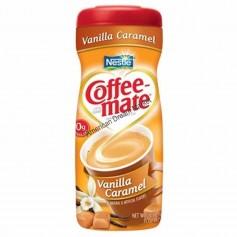 Coffeemate vanilla caramel