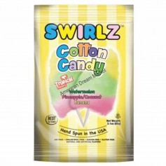 Swirlz cotton candy