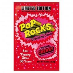 Pop Rocks cherry popping candy