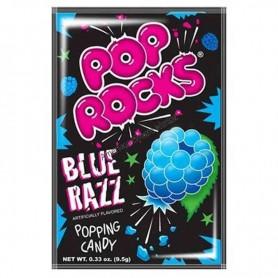 Pop Rocks blue razz popping candy