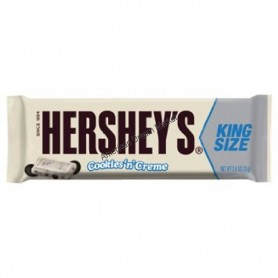 Hershey cookie n cream king size