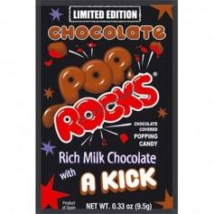 Pop Rocks chocolate