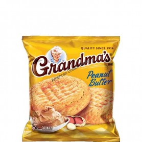 Grandmas peanut butter cookie
