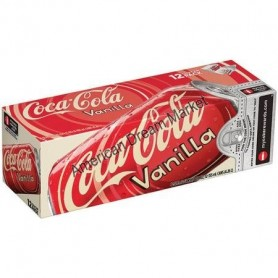CocaCola Vanilla - 355ml paxk 12