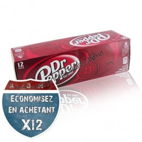Dr Pepper X12