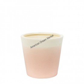 Support votive pastel hue pink