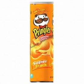 Pringles cheddar cheese