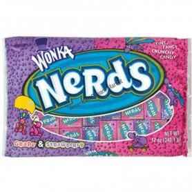 Nerds mini bonbons grape strawberry bag
