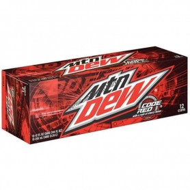 Mountain dew code red x12