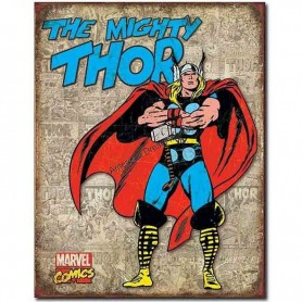 Thor retro cover panels
