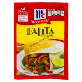 Mc cormick original taco mix