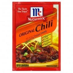 Mc cormick chili mix