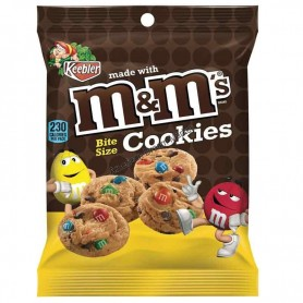 M&M's cookie bite size