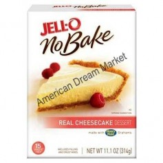 Jell-O no bake classic cheesecake