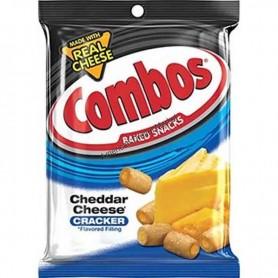 Combos cheddar cheese pretzel GM