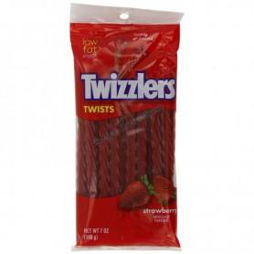 Twizzlers TWISTS goût  chocolate