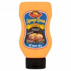Sauce cheddar 510g