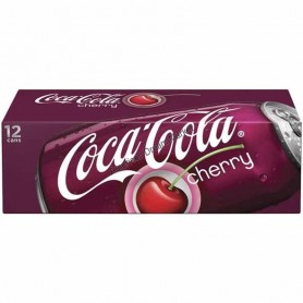 CocaCola Vanilla - 355ml paxk 12