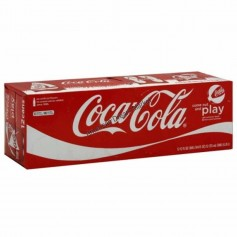 CocaCola cherry - 355ml pack 12
