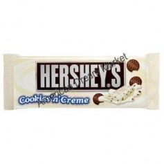 HERSHEY'S TABLETTE DE CHOCOLAT  COOKIES 'N' CREME