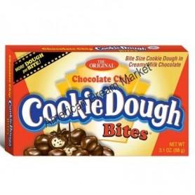 Cookie dough bites chocolate chip