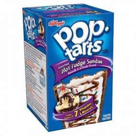 Kellogg's Pop tarts single hot fudge sundae