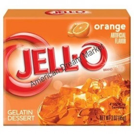 Jell-O Gellée à l'orange