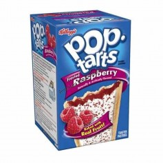 Kellogg's Pop tarts cherry