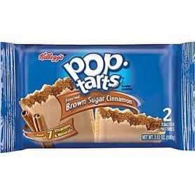 Kellogg's Pop tarts brown sugar cinnamon