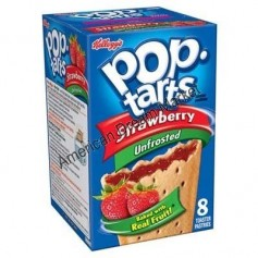 Kellogg's Pop tarts strawberry
